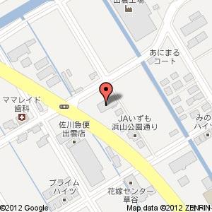 ほっかほっか亭 浜山通り店の地図