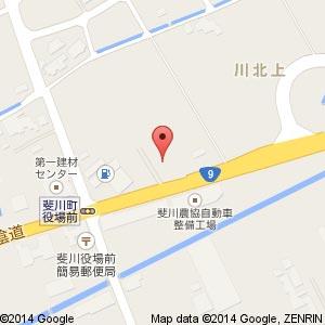 Honda Cars 島根中央 斐川中央店の地図