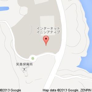松江データセンターパーク拡張の地図