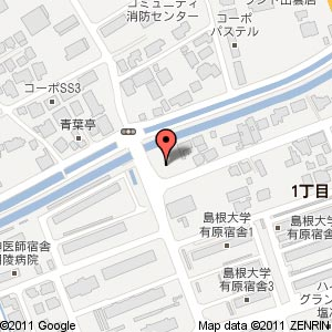 IMAOKA美容室?の地図