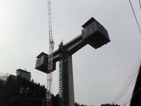 尾道松江線 石廻高架橋