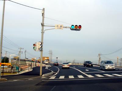 出雲バイパス 白枝・渡橋・高松