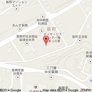 出雲養護学校 雲南分教室の地図