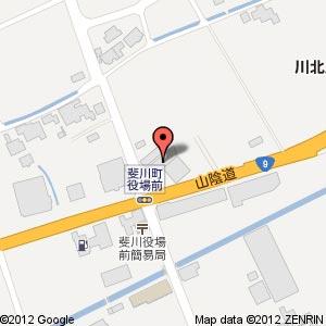 JA斐川町 ウィル給油所の地図