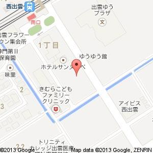JAいずも 神戸川支店の地図