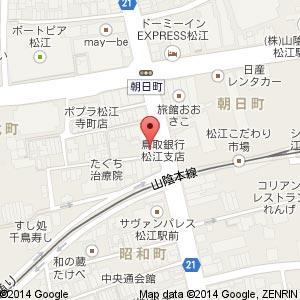 ワインとピッツァの店Japanesque(ジャパネスク)の地図
