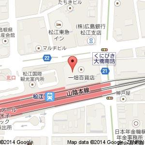 J.PRESS 松江一畑店(LADIES)の地図
