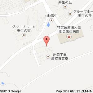 介護老人保健施設 寿生苑の地図