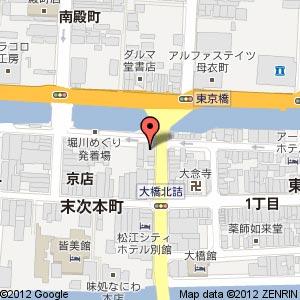 海師料理 海師の地図