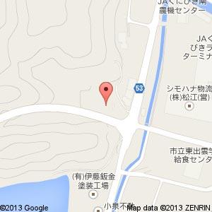 花穏(かのん)の地図