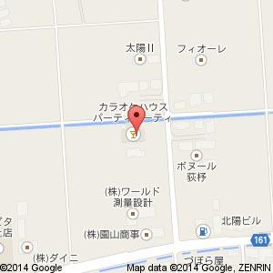 カラオケスパイラル 出雲店の地図