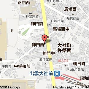 絆屋(きずなや)の地図
