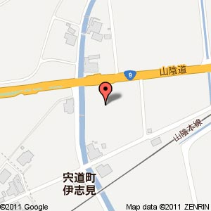 こころの都 宍道の地図