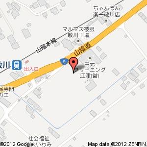 コメリホームセンター江津店(仮称)の地図