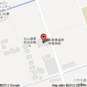 お食事処 米屋の地図