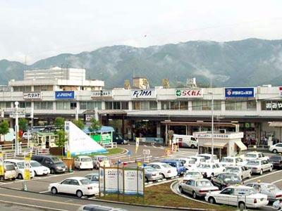 昔の高知駅