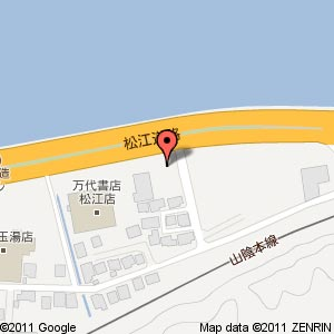 (株)江友 第一作業所の地図