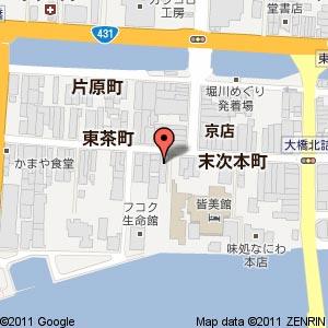 居酒屋 くま吉 移転先の地図