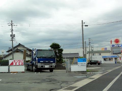 ローソン 松江東津田店 新築移転