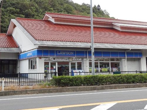 ローソン きすき道の駅店