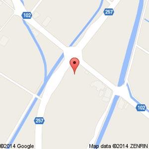 ローソン 安来折坂町店の地図