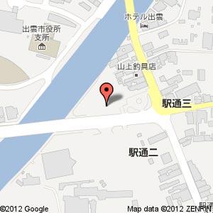 ローソン 出雲大社町店の地図