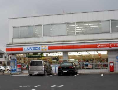 ローソンプラス 松江西津田店