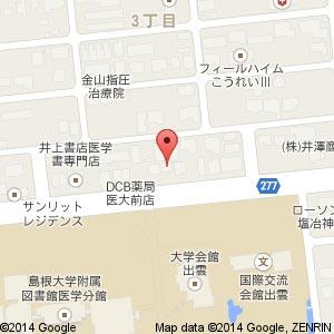 美容室 Lenis(レーニス)の地図