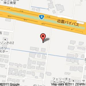レスぺランス中野の地図
