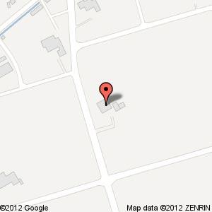 斐川町の「古民家ゲストハウス」の地図