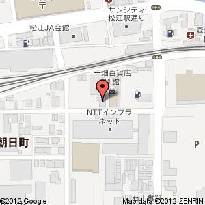 Cafe Terrasse LinQ(カフェテラス リンク)の地図