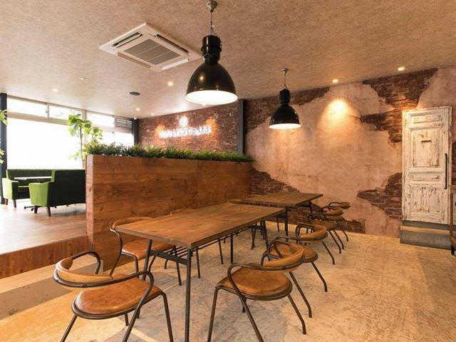 Cafe LINQ 益田店