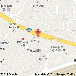 little ripple(リトルリプル)松江古志原店の地図
