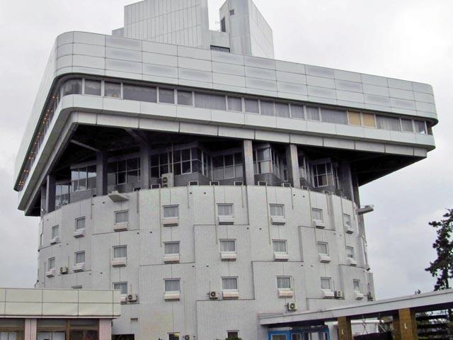 ホテルエリアワン 境港マリーナ(旧境港マリーナホテル)