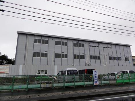 松江裁判所 建替工事