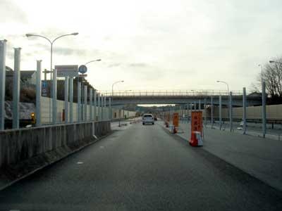 松江道路(松江バイパス・山陰道) 4車線化工事