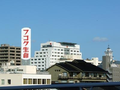 松江赤十字病院 新病院 高層棟