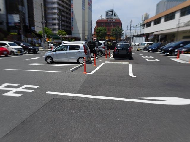 松江駅南口駐車場 再リニューアル