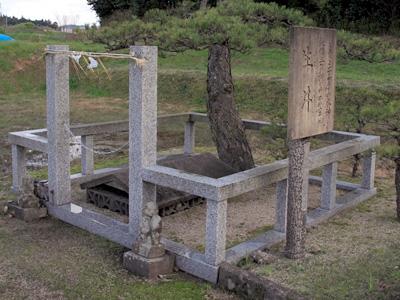 御井神社 生井