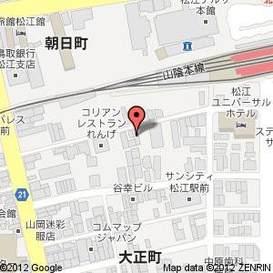 居酒屋 雅の地図