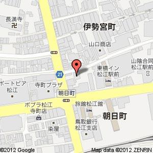 フリースペース MIZ(ミーズ)の地図