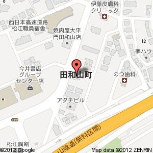 Cafe MORPHO(カフェ モルフォ)の地図