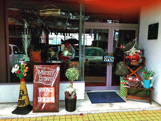 Mummy Brown(マミーブラウン)〜vintage&drygoods〜