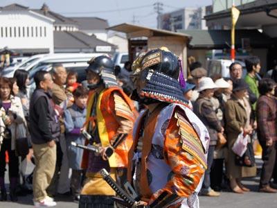 松江武者行列 2010
