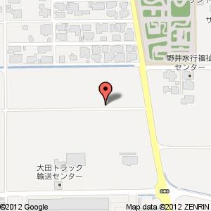 ホームプラザナフコ大田店の地図