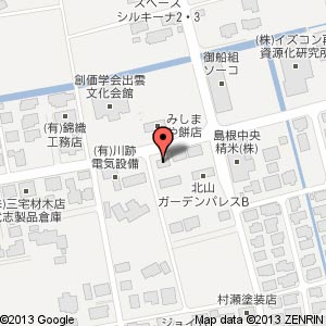 洋菓子 naturel ナチュレルの地図