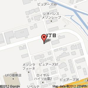 ニチイケアセンター出雲(仮称)の地図