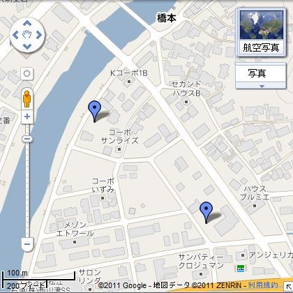西川津町の共同住宅×2