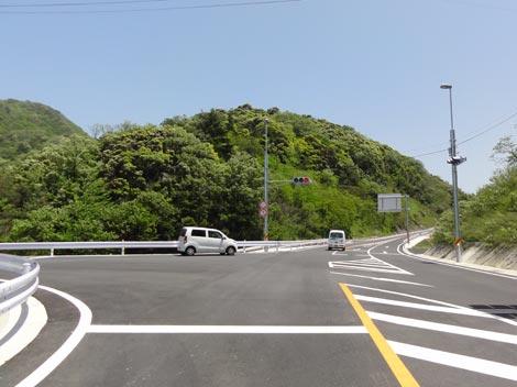 西尾ICアクセス道路
