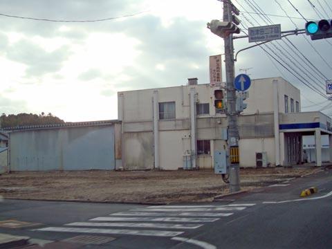 日産部品山陰販売(株) 松江営業所跡地